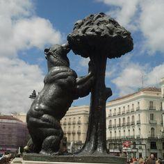 Puerta del Sol en Madrid, Madrid