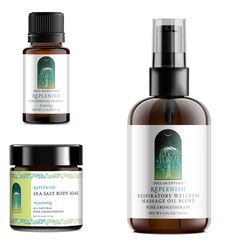 Replenish Collection | Pure Aromatherapy