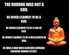 Buddha....show that even the little guy can find spirituality.