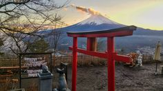 Mont Fuji, patrimoine de l'UNESCO  Japon