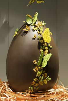Take a stroll past Harrods to see our Giant Easter Egg in the window