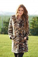 Palton PrettyGirl Wild Winter Brown (PrettyGirl) Fur Coat, Brown, Winter, Jackets, Fashion, Winter Time, Down Jackets, Moda, Fashion Styles