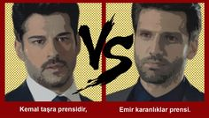 HABER | Kara Sevda 'dan Kemal ve Emir capsleri