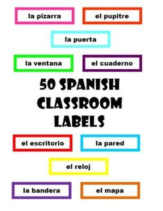how to make classroom labels in word