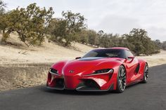 New Toyota supra 2016 price, specification and release date. Toyota supra 2016 is the result of cooperation b/w Japanese auto motor giant Toyota and BMW. Van Toyota, Toyota Usa, Toyota Cars, Toyota Celica, Toyota Vehicles, Cool Sports Cars, Sport Cars, Cool Cars, Nissan Gt R