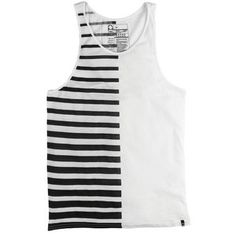 Half Tank White now featured on Fab.