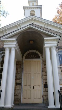 Ancaster Old Town Hall Town Hall, Old Town, Garage Doors, Outdoor Decor, Wedding, Vintage, Home Decor, Casamento, Homemade Home Decor
