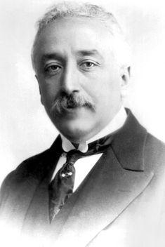 Niceto Alcalá Zamora. Primer presidente de la Segunda República española.