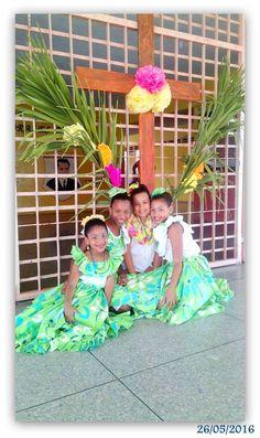 Homenaje a La Cruz de Mayo 2016