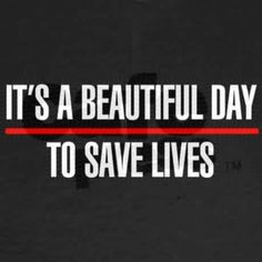 It's a beautiful day to save lives | grey's anatomy