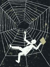 stock-illustration-27662803-man-falling-spider-s-web.jpg (178×235)