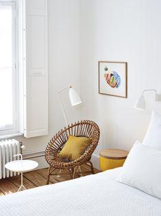 Hôtel des Galeries, Bruxelles, Architectes Camille Flammarion Fleur Delesalle | art bedroom