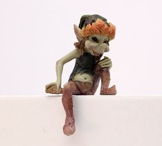A goblin's name: Pixies  Size: 13 cm
