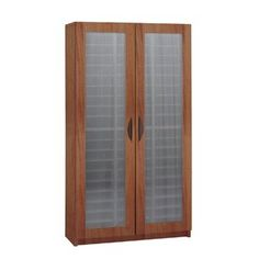 Beachcrest Home Pinellas Armoire | Wayfair Furniture, Shelf Furniture, Large Curtains, Tall Cabinet Storage, Locker Storage, Wardrobe Armoire, Safco, Storage, Adjustable Shelving