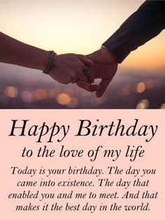 35 Best Birthday Wish For Husband Images