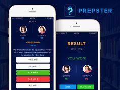 Educational Quiz App by Peerbits
