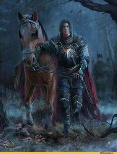 Кагыр,Witcher Персонажи,The Witcher,Ведьмак, Witcher, ,фэндомы,A Stas,Ведьмак (книга)
