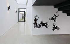 Hey, I found this really awesome Etsy listing at https://www.etsy.com/listing/261020771/removable-vinyl-sticker-mural-decal-wall