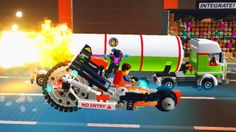 The Lego Movie Videogame #02: Fuga Alucinante na Autoestrada