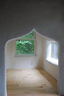 Gibbs Design and Build: Cob House, Pine Lake Environmental Institute, Hartwick College