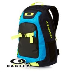 a6872bd745 Oakley Streetman Pack Laptop Backpack - Pacific Blue