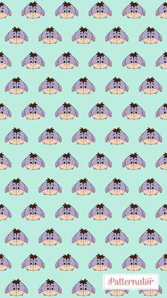 Eeyore Teen Wallpaper, Disney Phone Wallpaper, Cartoon Wallpaper Iphone, Cute Wallpaper For Phone, Cute Patterns Wallpaper, Iphone Background Wallpaper, Eeyore Pictures, Hd Cute Wallpapers, Cute Backgrounds For Phones