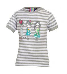 LOAP Dívčí tričko PALE Y26T Mens Tops, T Shirt, Fashion, Supreme T Shirt, Moda, Tee Shirt, Fashion Styles, Fashion Illustrations, Tee