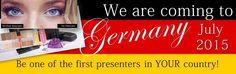 GERMANY!  Sie lieben Kosmetikprodukte mit Top-Qualität? Sie möchten auch ihre Englischkenntnisse nützen? Sie suchen einen Nebenjob oder extra Einkommen? Dann habe ich was für Sie!  Werden Sie  Younique Presenter und teilen meinen Erfolg! Schreiben Sie mir eine Nachricht oder schauen Sie unter https://www.youniqueproducts.com/NicolaBuntin
