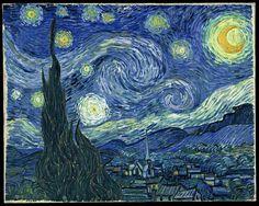 MBTI — The Types as Vincent van Gogh Paintings