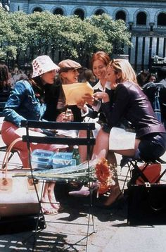 Friendship and laughs #satc