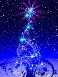 christmas tree gifs - Google Search