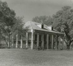 Hermitage Plantation House, Ascension Parish, LA :: Cole Coleman Louisiana Photographs