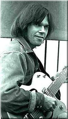 Neil Young WOODSTOCK 1969....open this pin and see all the artists and their songs that performed at Woodstock