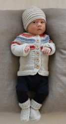 22 Free Baby Knitting Patterns from All Free Knitting