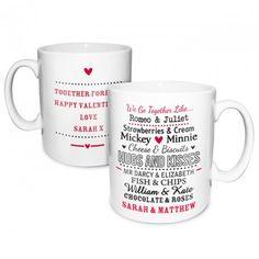 couples love mug