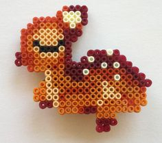 Bambi pin hama beads design by tructoc