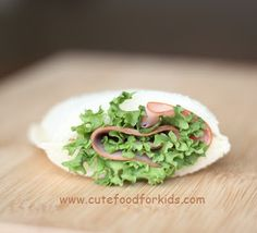 Cute Food For Kids?: How to make a sandwich pocket
