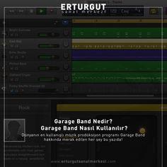 Dünyaca ünlü bir müzik prodüksiyon programı olan Garage Band hakkında detaylı bilgiler.  https://www.erturgutsanatmerkezi.com/garage-band-nedir-garage-band-nasil-kullanilir/