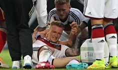 #MarcoReus ruled out of the #FIFAWorldCup