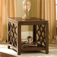 Side table for master bedroom