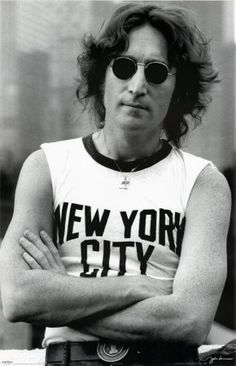 #John Lennon #libra www.horoscopegangsta.com for your daily pimped out horoscope, gangsta style