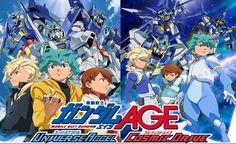 Nonton Mobile Suit Gundam AGE subtitle indonesia.