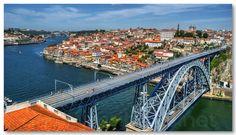Luis I bridge - PORTO (Portugal): Ponte Luís I