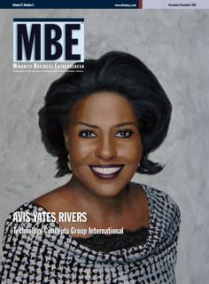 MBE Magazine November 2010 | #EPI #MBEmag #Entrepreneur #Procurement #SupplierDiversity
