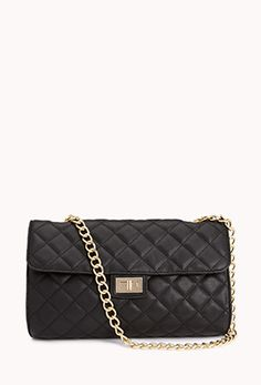 cute black purse from Forever 21