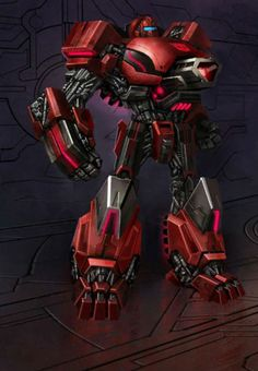 Transformers Fall of Cybertron Warpath