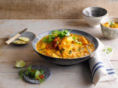 Warm up with this tasty vegetable stew made with Alpro Go On