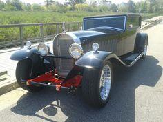 Bugatti Royale Model 41 Kellner Coupe Tribute - 1931