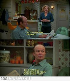 Why Red Forman is Awesome