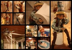 Wooloo | Chasse aux lutins de Noel...la suite #elfontheshelf Elf On The Shelf, Noel Christmas, Christmas Stuff, Elves, Primitive, Photo Sequence, Inspiration, Decor Ideas, Christmas Things